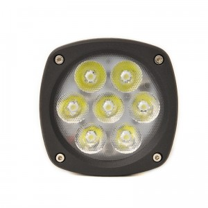"Off Road LED Light 4 1/2"" round TL350S"