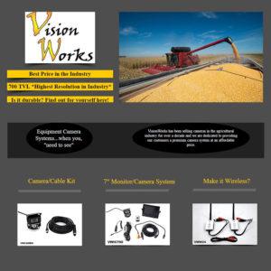 Cameras for Auto & Equipment
