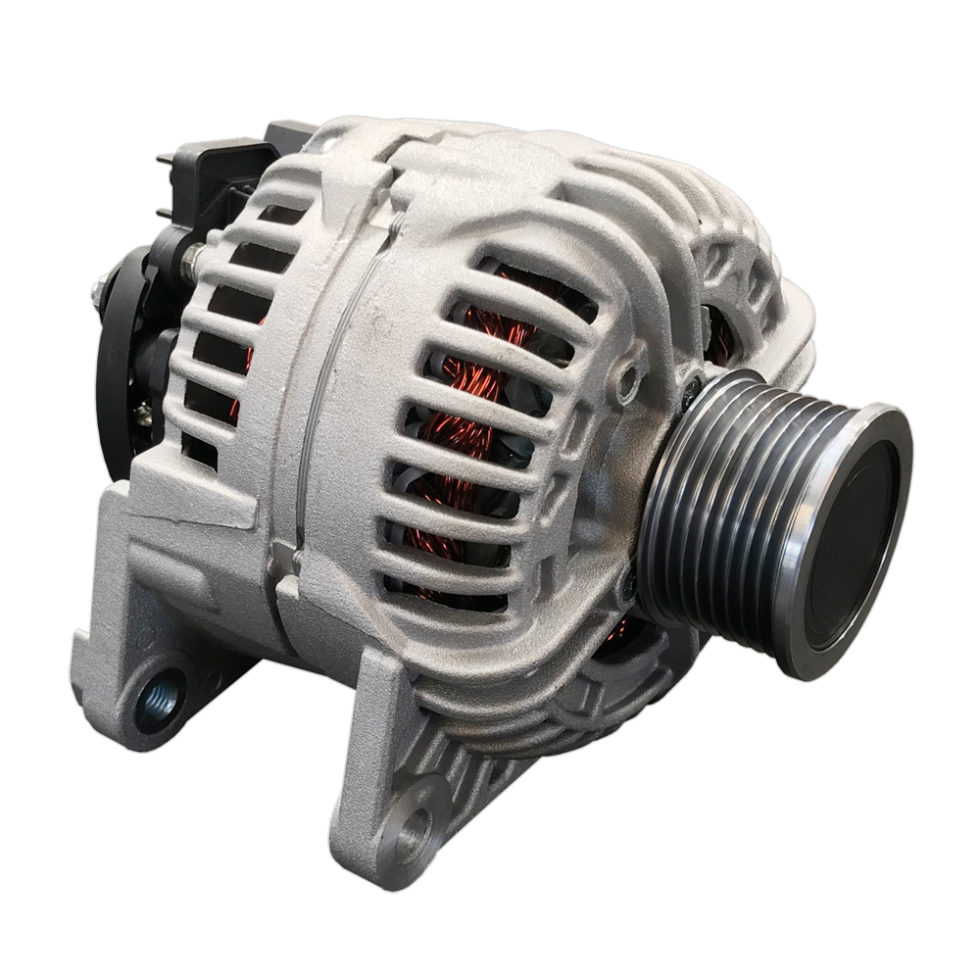DODGE CUMMINS ONE WIRE ALTERNATOR 2003-2010 HO 180A