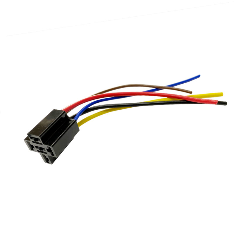 12v 5 wire Relay Harness